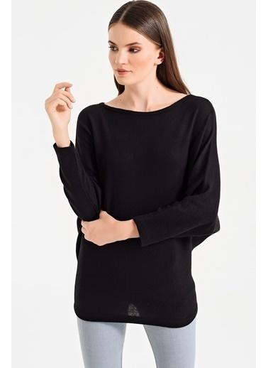 Jument Bluz Siyah